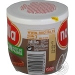 Паста Nocilla молочно-шоколадна без цукру с/б 190г х12