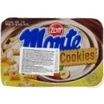 Dessert Zott milky with cookies chilled 125g