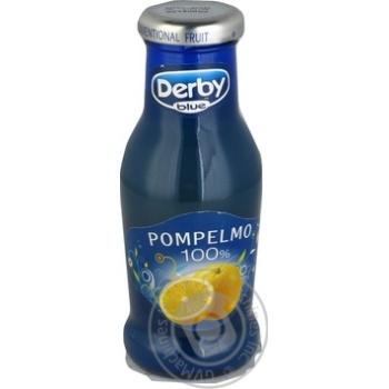 Сок Derby Blue Грейпфрут 200мл
