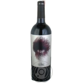 Вино Ego Bodegas Goru красное сухое 14% 0,75л - купить, цены на МегаМаркет - фото 3