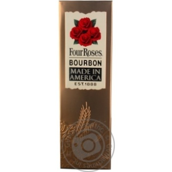 Виски Four Roses Edition Limitee 40% 0,7л