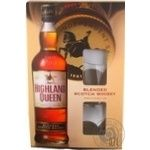 Whiskey 40% 700ml in gift package Scotland