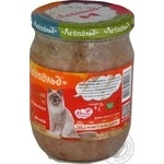 Food Leopold with lamb for cats 500g