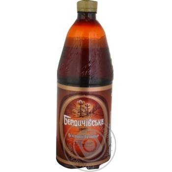 Пиво Бердичів Преміум вечірній бульвар 1л x6