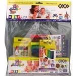Набір для дитячої творчості в пакеті