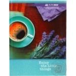 Книга Buromax Romantic канцелярская А4 96 листов