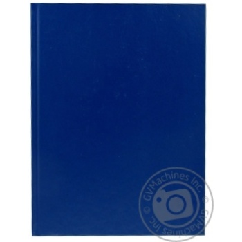 Книга обліку А4 BuroМax в клітинку 96ар.