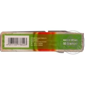 Тютюн Al Fakher зі смаком грейпфрута та мяти 50г - купити, ціни на Novus - фото 3