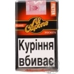 Сигари Al Capone Pockets Filter flame 10