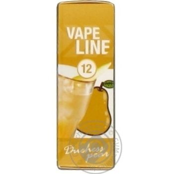 Рідина Vape Line д/елек.сигарет Duchess pear 12мг 10мл