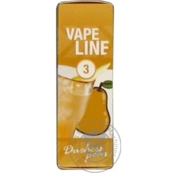 Жидкость Vape Line Duchess Pear для электро испарителя 3мг 10мл