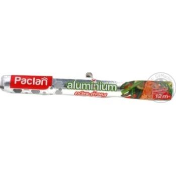 Фольга алюмінієва Paclan 12м - купить, цены на Novus - фото 2
