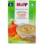 Pap Hipp pumpkin dairy-free for children 200g
