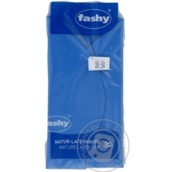 Little cap Fashy latex for swimming - buy, prices for MegaMarket - image 1