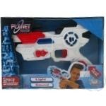 Space Patrol Laser Blaster Toy