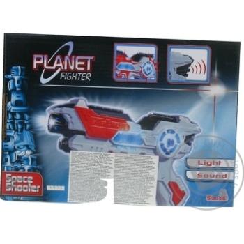 Лазерний бластер Космічний патруль зі звук. та світл. ефектом 23 - купить, цены на МегаМаркет - фото 2
