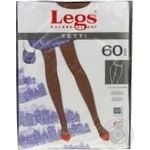 Колготы Legs Tetti 60 Den женские р.1/2 Beige