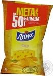 Чипсы картофельные Люкс со вкусом сыра 183г