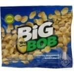 Snack peanuts Big bob salt 30g