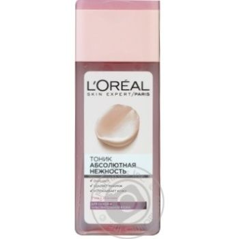 L'Oreal Dermo Expertise For Dry And Sensitive Skin For Women Tonic