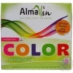 Порошок АlmaWin для стирки цветных вещей органический гипоаллергенный 1кг