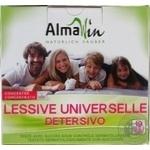 Порошок пральний АlmaWin універсальний органічний гіпоалергенний 1,08кг