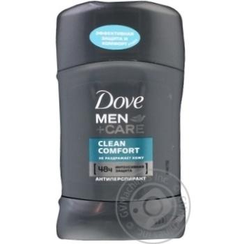 Dove Men+Care Антиперспирант Экстразащита и уход 50мл