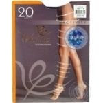 Tights Intuitsia polyamide for women 20den 4size