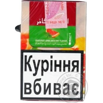 Тютюн Al Fakher зі смаком грейпфрута та мяти 50г - купити, ціни на Novus - фото 1