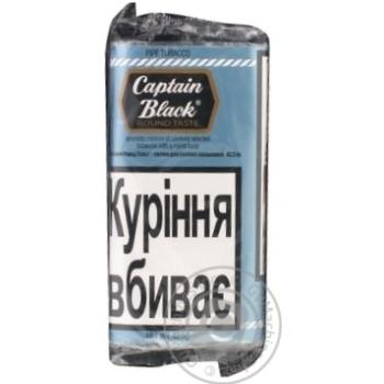 Тютюн Captain Black Round Taste 42.5г - купити, ціни на Novus - фото 1