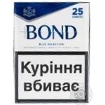 Сигареты Bond Street Blue Selection 25шт - купить, цены на Фуршет - фото 2