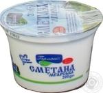 Sour cream Garmoniya Mgarsk 21% 200ml