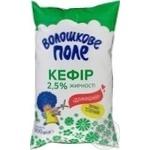 Kefir Voloshkove pole Homemade style 2.5% 950g