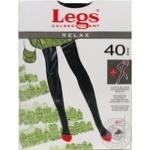 Колготы Legs Relax женские nero 40ден 4р