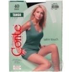 Колготи жіночі Conte Tango 40 den 3 nero - купити, ціни на МегаМаркет - фото 1