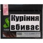 Tobacco Fumari jelly red 100g