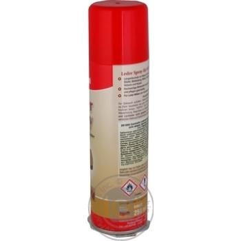 Спрей Centralin для замши и гладкой кожи бесцветный 2в1 250мл - купить, цены на Novus - фото 3