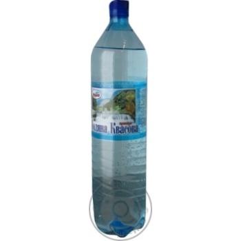 Вода Поляна Квасова Маргит минеральная сильногазированная 1,5л - купить, цены на МегаМаркет - фото 3