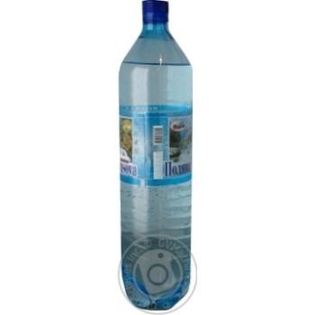 Вода Поляна Квасова Маргит минеральная сильногазированная 1,5л - купить, цены на МегаМаркет - фото 4