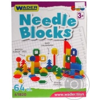 Toy Wader Hedgehog for children - buy, prices for MegaMarket - image 1
