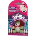 BeanZees Bella Bear Soft Toy