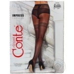 Tights Conte black for women 20den 4size
