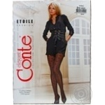 Tights Conte black for women 20den 2size