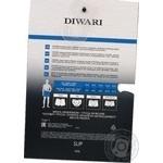 Труси чоловічі DiWaRi Basic Msl 128, розмір 110,114/XXL, grafit - купить, цены на Novus - фото 2
