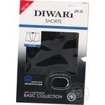 DiWaRi Basic Nero Men's Underwear XL