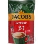 Jacobs 3in1 Intense instant coffee 8pcs*12g