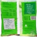 Vegetables pea Khutorok selianskij green canned 400g packaged - buy, prices for Furshet - image 3