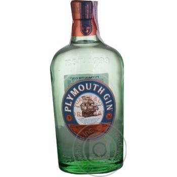Plymouth Gin 41,2%  0,7l - buy, prices for Novus - image 1