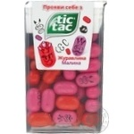 Tic Tac raspberry-cranberry dragee 16g - buy, prices for MegaMarket - image 1