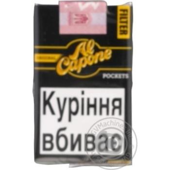 Сигары Al Capone Pockets - купить, цены на Novus - фото 2